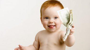 Wat kost een baby?