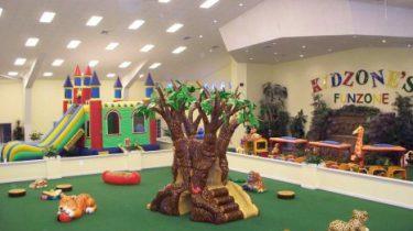 Indoorspeeltuinen