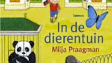 In de dierentuin (3+) - Milja Praagman