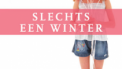 Slechts een Winter - Hélène Damen