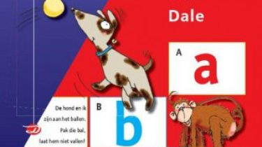 Voor peuters en kleuters, driemaal een Van Dale-woordenboek!