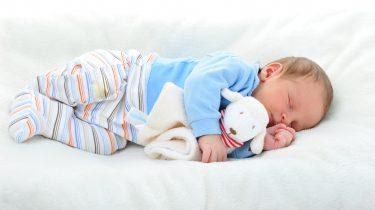 Hoeveel slaapt een baby
