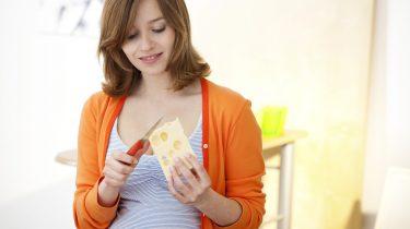 Kaas eten tijdens zwangerschap