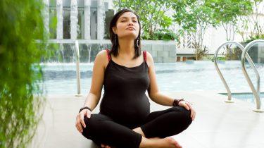 Kortademigheid tijdens zwangerschap