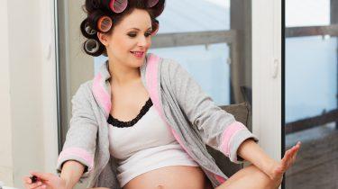 Mag je je haar verven als je zwanger bent