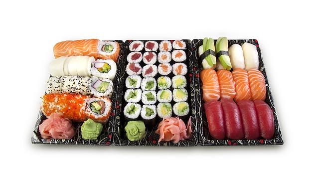 Sushi tijdens zwangerschap