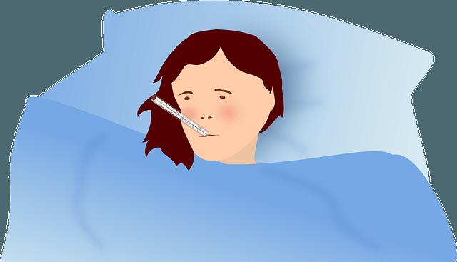 Koorts tijdens zwangerschap