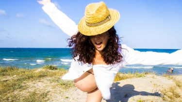 vakantie zwangerschap
