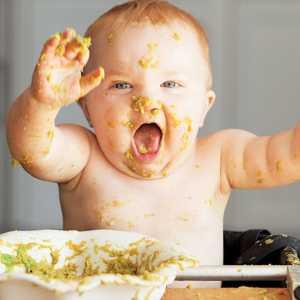 voeding baby maken