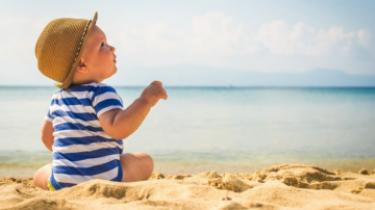 op vakantie met baby
