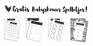 babynamen spelletjes voor babyshower