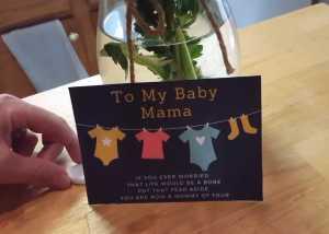 onverwachte zwangerschap