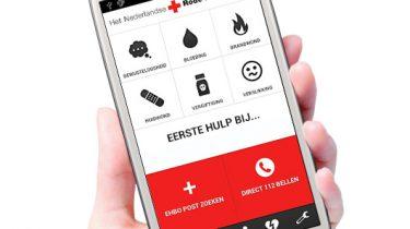 rode kruis app ehbo