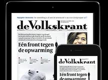 Volkskrant digitaal review
