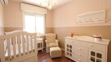LED-verlichting babykamer licht