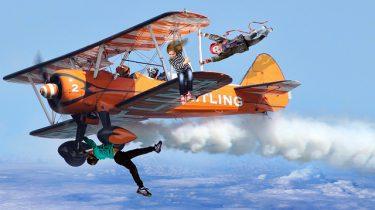 vliegen kinderen vakantie