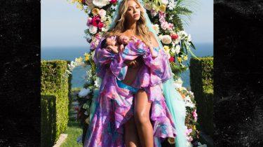 Beyoncé tweeling Rumi Sir