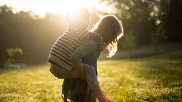 teken teek Lyme herkennen kinderen