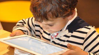 squla leren tablet peuter