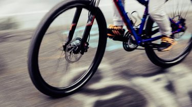 kinderfiets fietsslot mountainbike