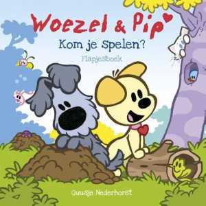 top-10 kinderboeken woezel pip