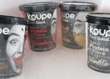 Koupe ijs gezond lekker review