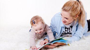 baby mama lezen boekje