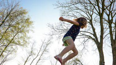 springen kind