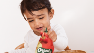 babyvoeding organix