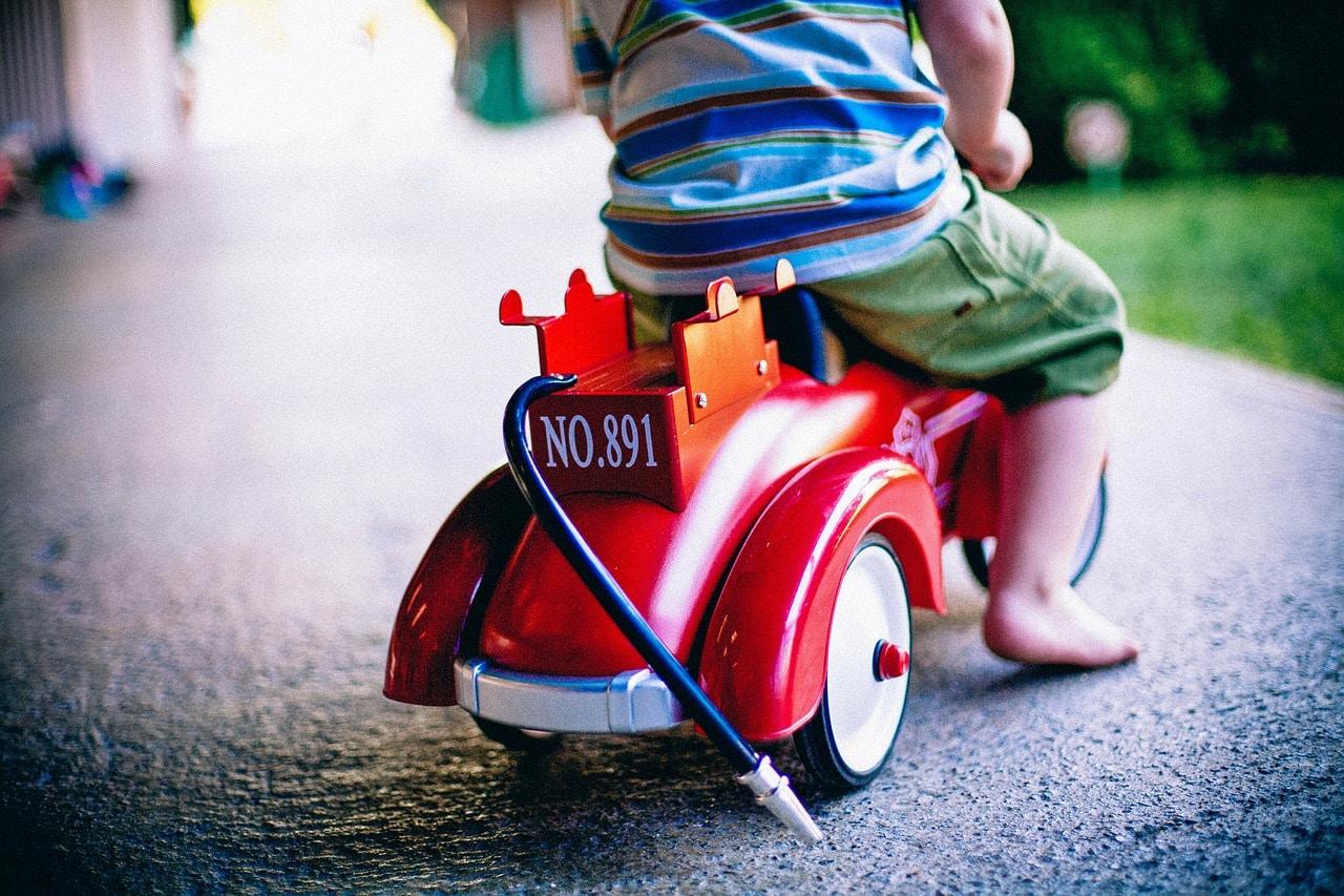 loopauto voor baby
