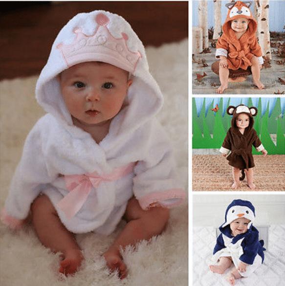 AliExpress baby handdoek