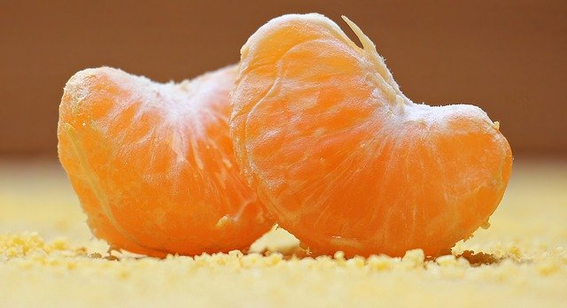 mandarijn partjes