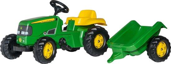 Buitenspeelgoed 2 jaar tractor