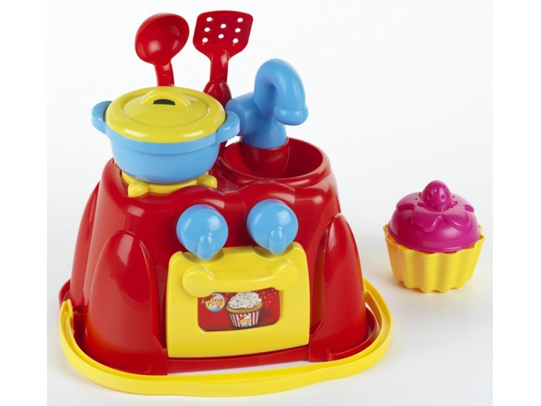 Meisje speelgoed 4 jaar buitenkeuken