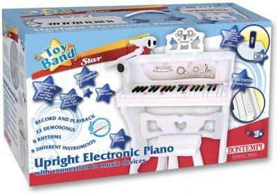 Meisje speelgoed 4 jaar piano