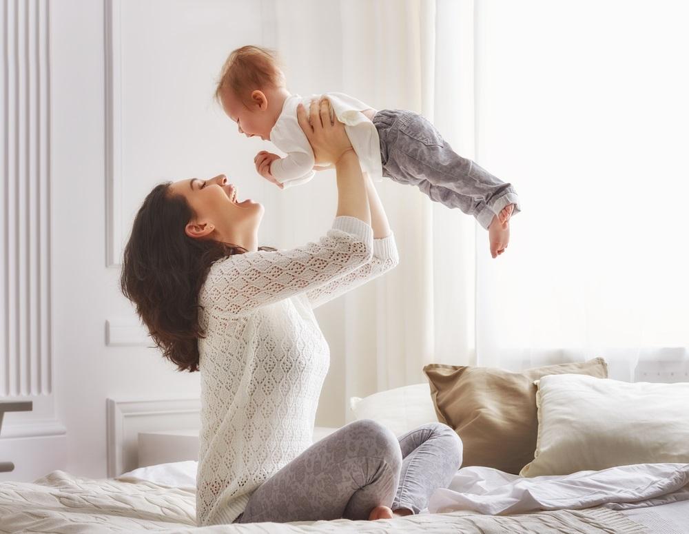 Je partner en kinderen verzorgd achterlaten met een ORV