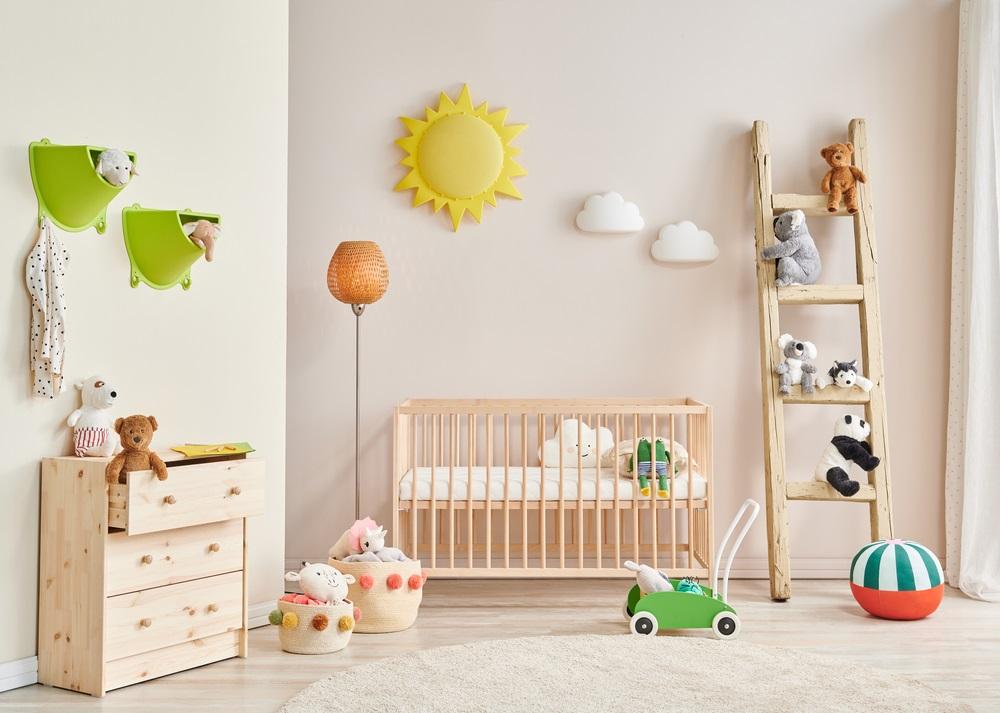 De kosten voor een uitzet en babykamer