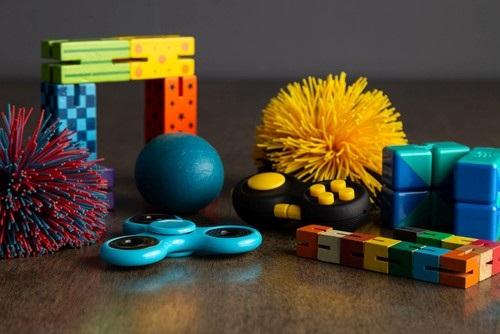 Fidget toys zo krijgt je kindje betere coördinatie