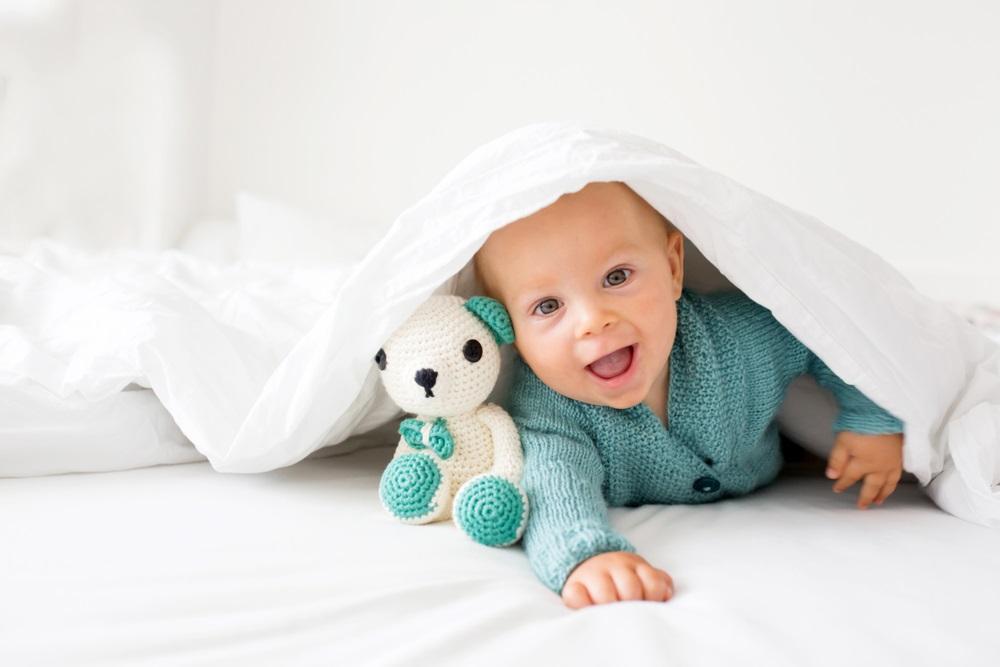 Slaaptrainer baby
