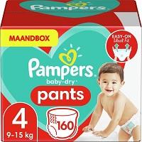 Pampers Baby-Dry Pants Luierbroekjes