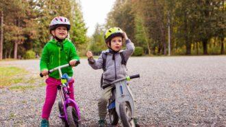 De eerste kinderfiets kopen; hier let je op!